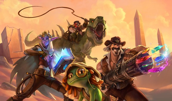 How Hearthstone's team made Tomb of Terrors a fun and distinct solo mode