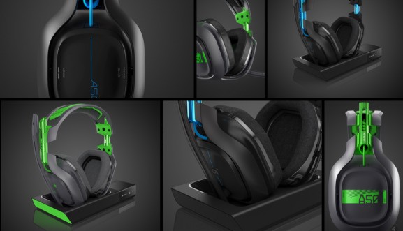 Astro's new A50 model solves the big problem with wireless gaming headsets