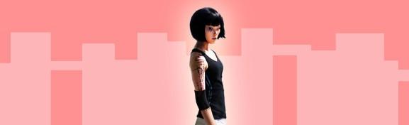 If Mirror's Edge's Faith had a dating site profile