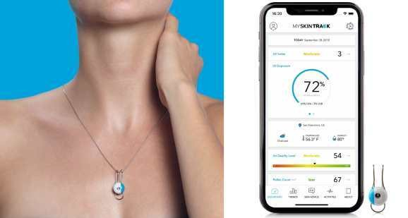 L'Oréal releases wearable UV exposure tracker with NFC and no battery