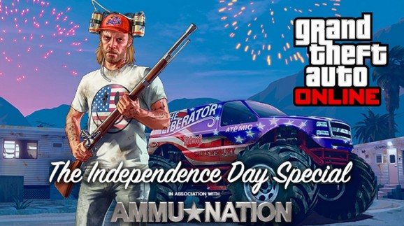 Game makers are loading you up for the Fourth of July