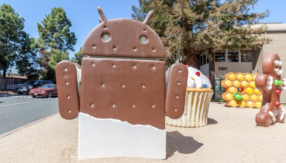 Google Play services drops support for Android Ice Cream Sandwich