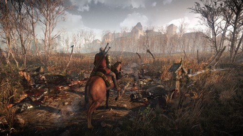 The Witcher 3: Wild Hunt is a bleakly human play at the heart of a dark fantasy