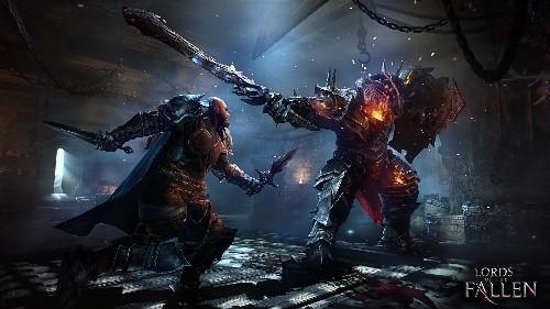Lords of Fallen looks like an arcade-style Dark Souls