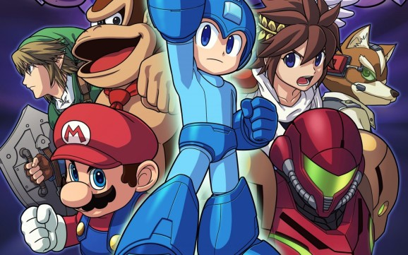 The best new characters in Super Smash Bros. for Nintendo 3DS