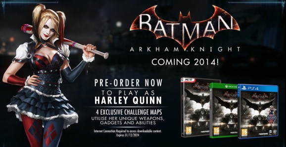 Batman: Arkham Knight PC preorder deal hits big discount at up to 46% off
