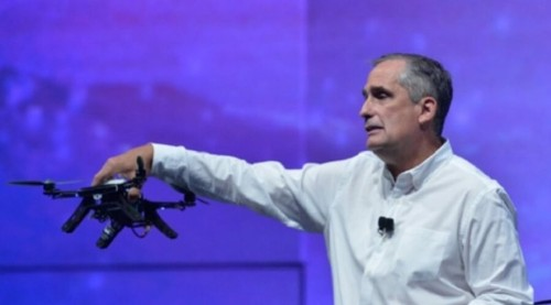 Why Intel is filling the skies with drones