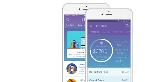 Stash raises $25 million for an app that can turn anyone into an investor