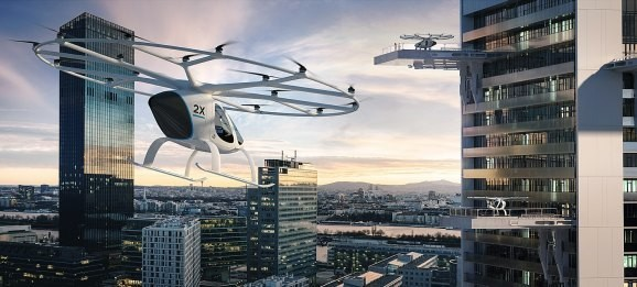 Drone trends to watch in 2018: Big data, flying taxis, and home security