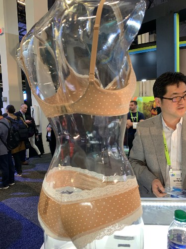 CES 2019 was where wearables lost all shame and aimed for every body part