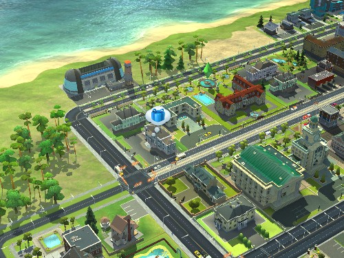 SimCity BuildIt has become the most-played SimCity ever, EA Mobile claims