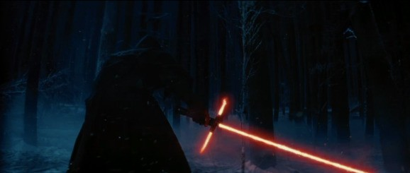 You can now watch the first trailer for 'Star Wars: The Force Awakens' on iTunes
