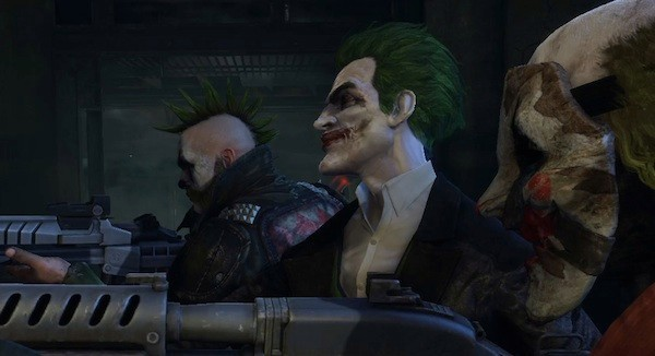 Playing good vs. playing evil in Batman: Arkham Origins' asymmetrical multiplayer