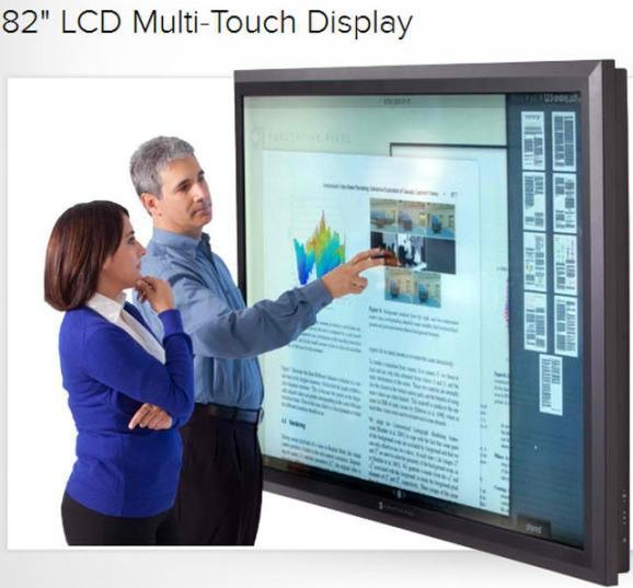 Microsoft says it will mass produce super-sized touchscreens