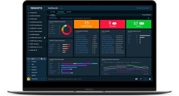 Demisto raises $43 million to make enterprise security as easy as chatting on Slack