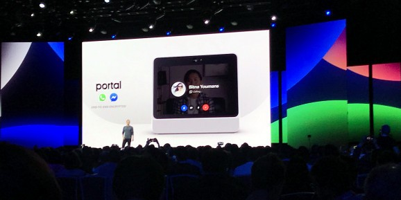 Facebook brings WhatsApp video calls to Portal smart displays