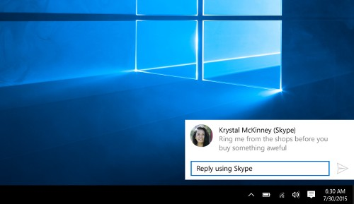 Microsoft rolls out first major Windows 10 update for PCs and tablets