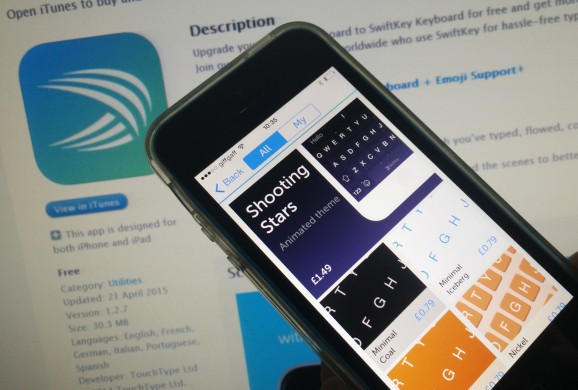 Microsoft confirms it has acquired SwiftKey, creators of the predictive mobile keyboard app