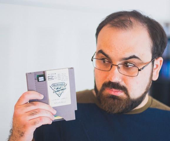Watch us play the ultra-rare Nintendo World Championship 1990 cartridge
