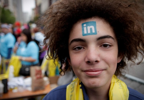 LinkedIn knows what you did last summer. It might know if that internship will lead to a job