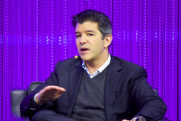 Uber caps its crazy year with CEO facing criminal charges in South Korea