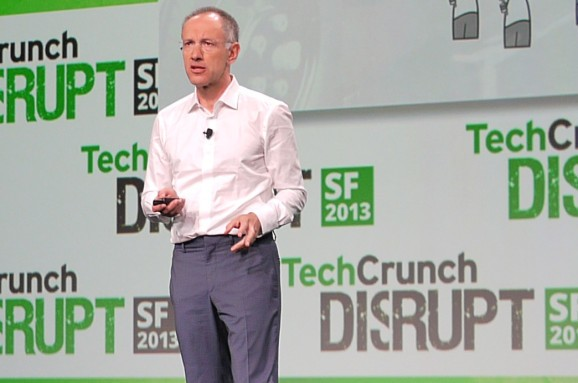 Sequoia's Sir Michael Moritz: The 'data factory' is the next Industrial Revolution