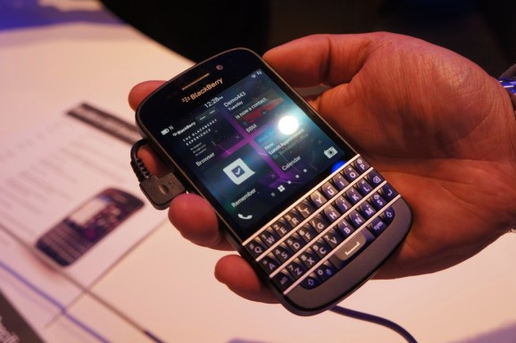 BlackBerry gets stock price-pumping suit dismissed