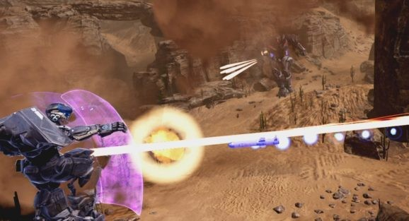 Archangel: Hellfire is an epic mech game experience for VR