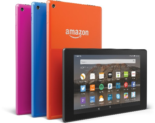 Amazon fires shot at Apple: Fire HD tablets are '2x more durable' than iPad Air