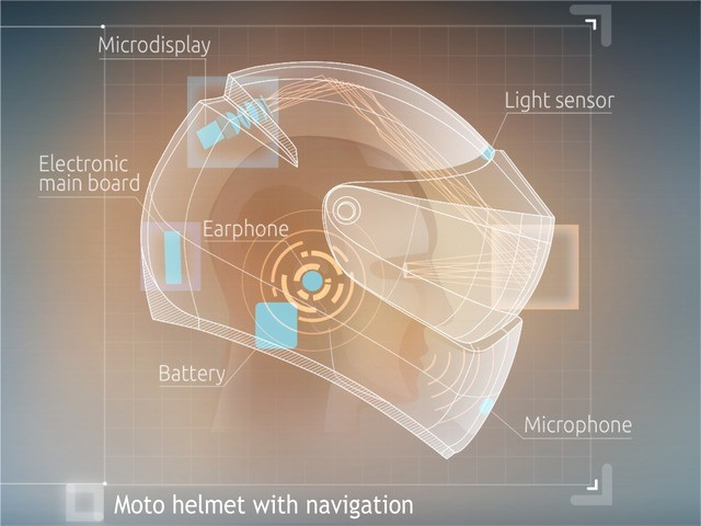 Wearable technology: This time it's a $2,000 helmet