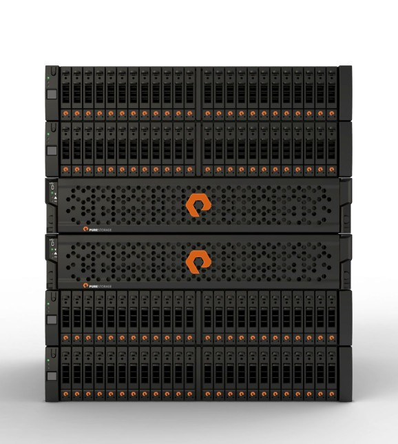 Pure Storage puts away $225M to deliver data super-fast