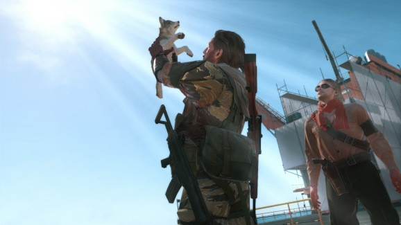 5 questions I have after beating Metal Gear Solid V: The Phantom Pain