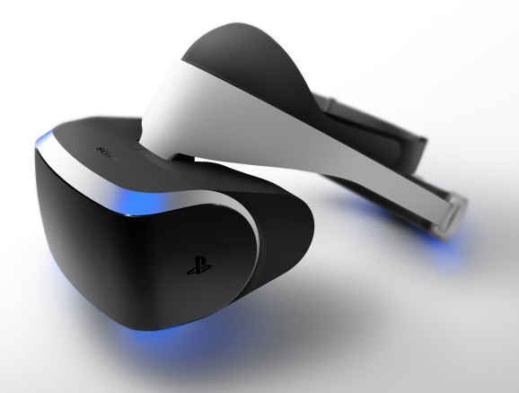 Sony's Oculus Rift competitor Project Morpheus is 85% complete