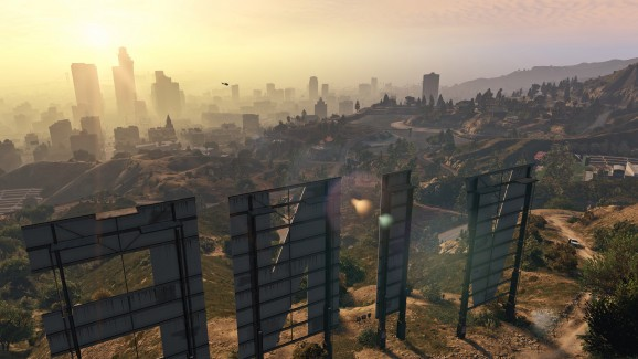 Grand Theft Auto V in 4K shows why the PC version's delay to March is worth the wait