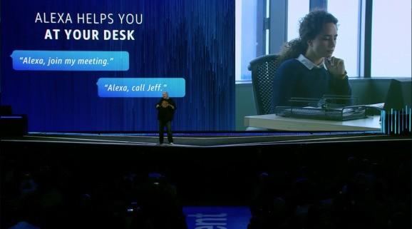 Alexa for Business launches conference room reservations
