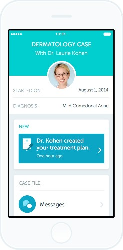 Spruce Health launches virtual doctor app, raises $2M seed round