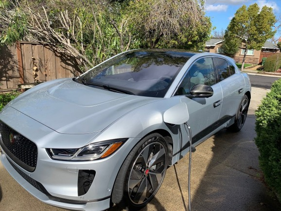 Electric car reviews — hands-on with the Jaguar I-Pace and the BMW i3s