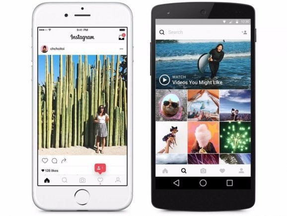 Your Instagram feed is going to be shown out of order from now on