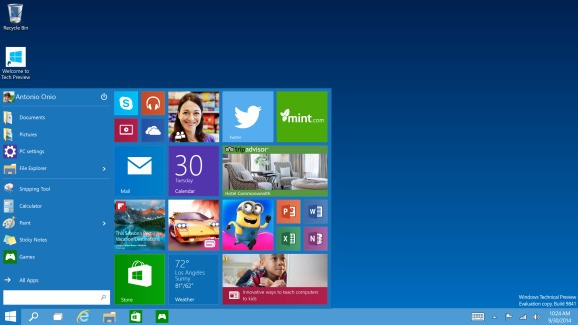 New leaked video shows more Windows 10 upgrades and enhancements