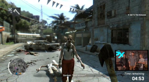 Techland shows day-and-night zombie killing (with a sledgehammer) in Dying Light