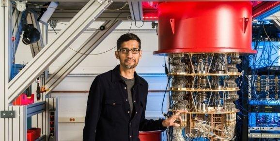 Google's quantum supremacy milestone heralds a brave new world of computing