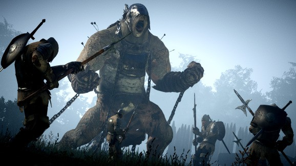 Black Desert brings its MMO action to PS4
