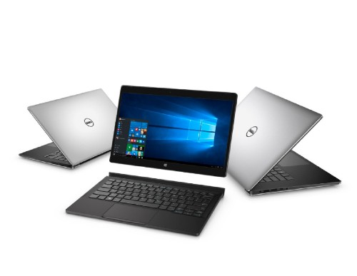 Dell's new XPS laptops feature the smallest footprint 13-inch Skylake laptop