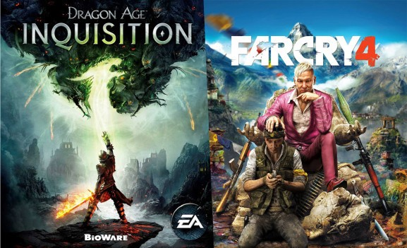 Last chance: Dragon Age: Inquisition & Far Cry 4 preorder deals