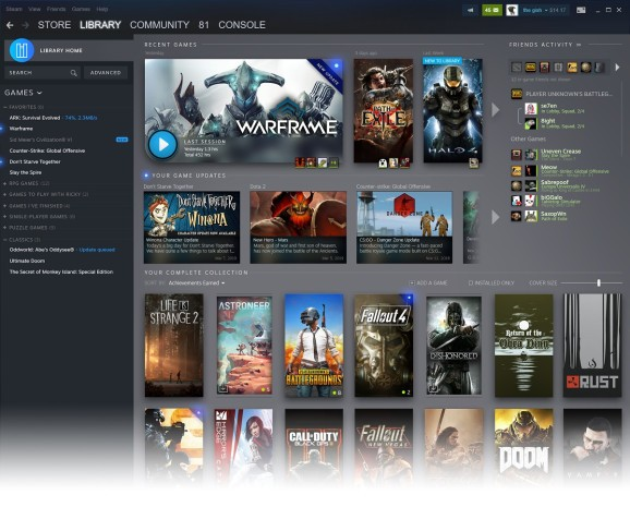Valve spruces up the Steam store with better social features, networking, and reach