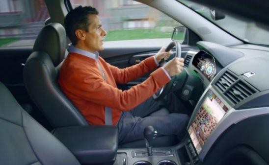 Here's what connected cars will be doing by 2020