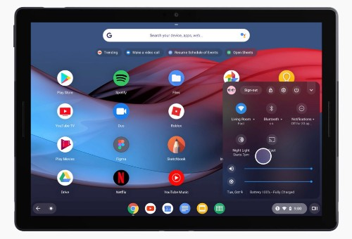 Google unveils Pixel Slate, a Chrome tablet that becomes a computer