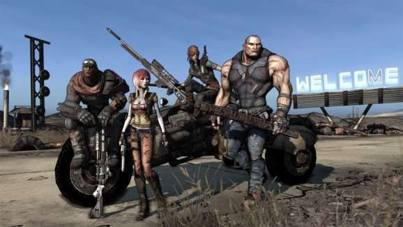 'The Hunger Games' studio Lionsgate is making a Borderlands movie