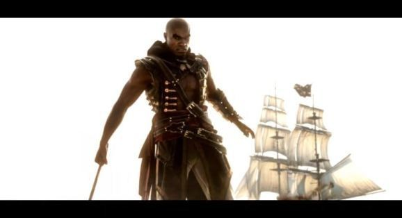 Assassin's Creed IV DLC Freedom Cry puts players in the shoes of a former slave