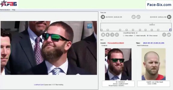 Israeli company Face-Six promises to ID faces in photos with machine learning